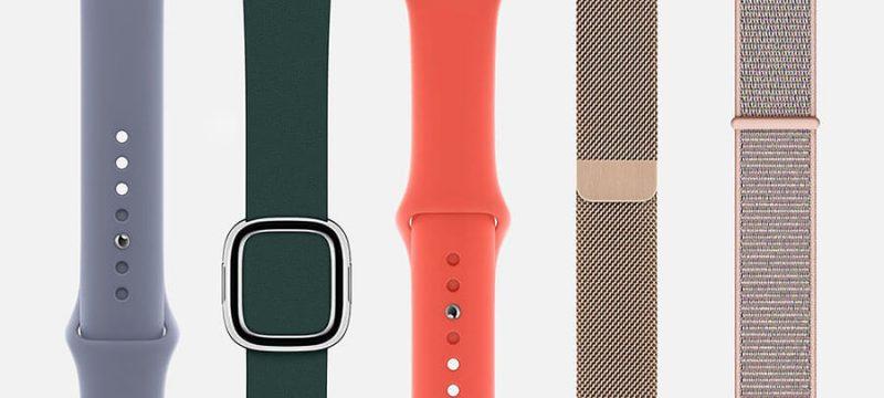 apple watch uyumlu kayış ve kordon çeşitleri