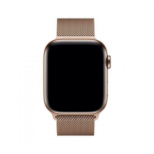 apple watch metal kordon 38mm 40mm altın