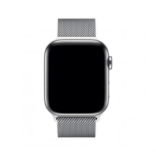 apple watch metal kordon 38mm 40mm gümüş