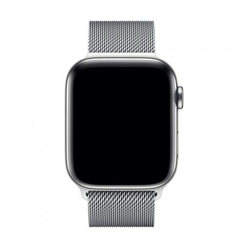 apple watch metal kordon 42mm 44mm gümüş