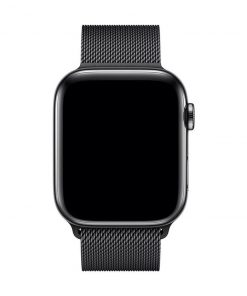 apple watch metal kordon 42mm 44mm siyah
