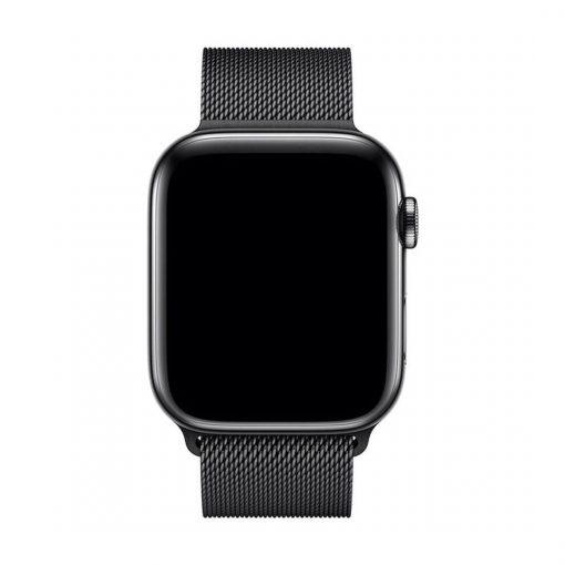 apple watch metal kordon 42mm 44mm siyah