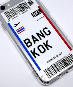 iphone 6 6s bangkok uçak bileti kılıf detaylı