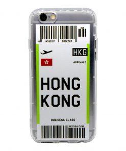 iphone 6 6s hong kong bilet kılıf önden çekim