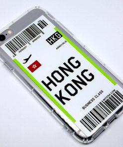 iphone 6 6s hong kong uçak bileti kılıf detaylı