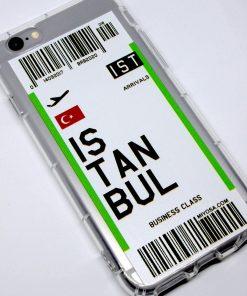 iphone 6 6s istanbul uçak bileti kılıf detaylı
