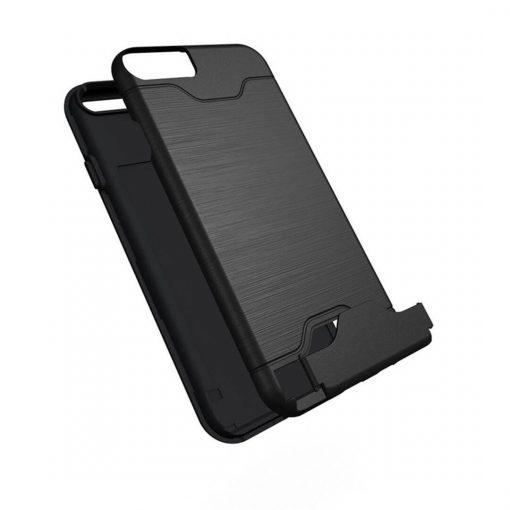 iPhone 6 6s siyah ekstra korumalı telefon kılıfı