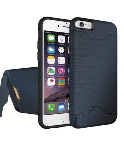 iPhone 6 6s lacivert renk standlı kılıf