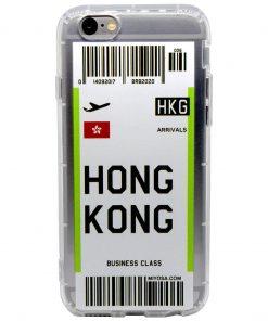 iphone 6 6s plus hong kong bilet kılıf önden çekim