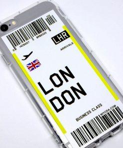iphone 6 6s plus london uçak bileti kılıf detaylı
