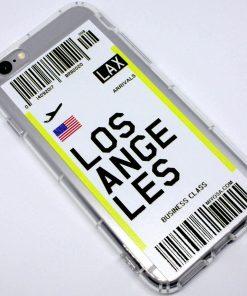 iphone 6 6s plus los angeles uçak bileti kılıf detaylı