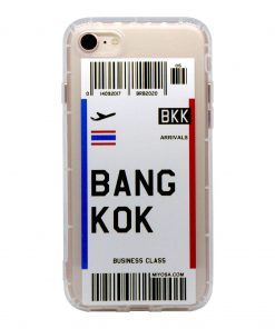 iphone 7 8 bangkok bilet kılıf önden çekim