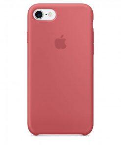 iphone 7 8 apple logolu camellia lansman kılıf