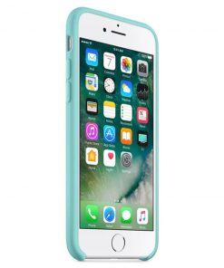 iphone 7 8 ice sea blue lansman kılıf önden çekim