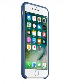 iphone 7 8 ocean blue lansman kılıf önden çekim