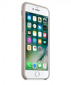 iphone 7 8 pebble lansman kılıf önden çekim