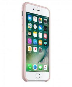 iphone 7 8 pink sand lansman kılıf önden çekim