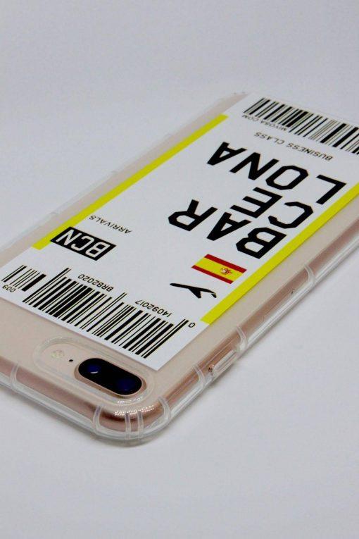 iphone 7 8 plus barcelona kılıf kamera kısmı
