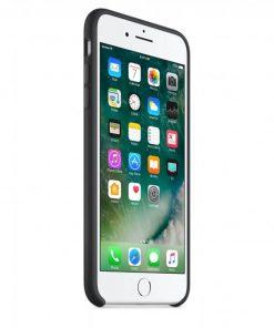iphone 7 8 plus siyah lansman kılıf önden çekim