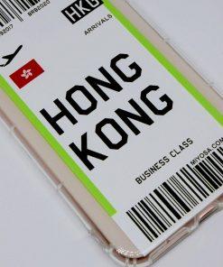 iphone 7 8 plus hong kong şehir kılıf yakın çekim