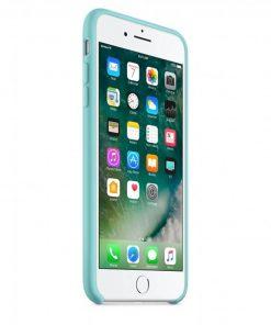 iphone 7 8 plus ice sea blue lansman kılıf önden çekim