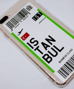 iphone 7 8 plus istanbul uçak bileti kılıf detaylı