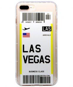 iphone 7 8 plus las vegas bilet kılıf önden çekim