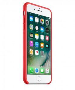 iphone 7 8 plus kırmızı lansman kılıf önden çekim