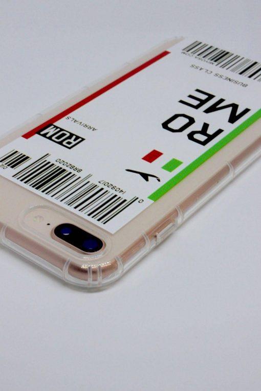 iphone 7 8 plus rome kılıf kamera kısmı