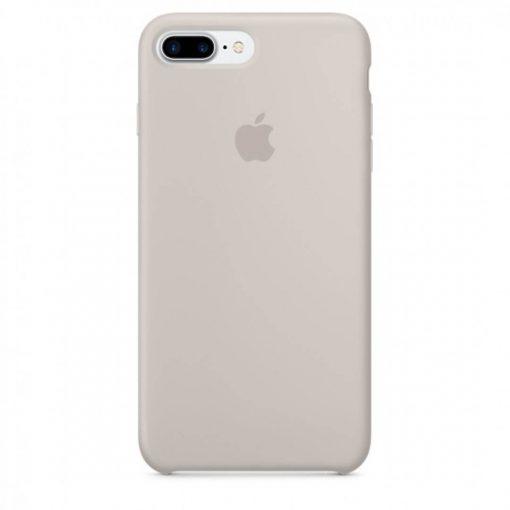 iphone 7 8 plus apple logolu stone lansman kılıf