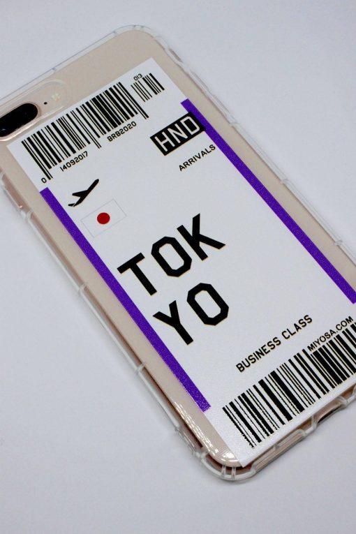 iphone 7 8 plus tokyo uçak bileti kılıf detaylı