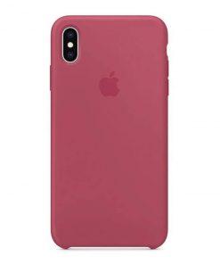 iphone x xs apple logolu camellia lansman kılıf