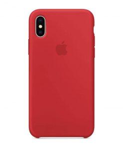 iphone x xs apple logolu red lansman kılıf
