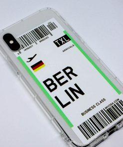 iphone xs max berlin uçak bileti kılıf detaylı