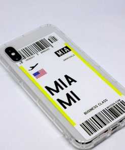 iphone xs max miami uçak bileti kılıf detaylı