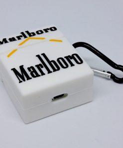marlboro kutulu airpods kılıfı şarj bölmesi