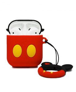 Mickey Mouse desen airpods kılıfı elden