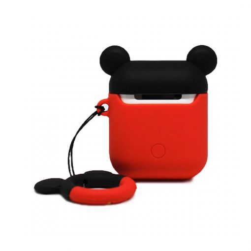 Mickey Mouse desen airpods kılıfı arka kısmı