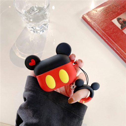 Mickey Mouse desen airpods pro kılıfı elden