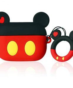 mickey mouse airpods pro kılıfı önden çekim