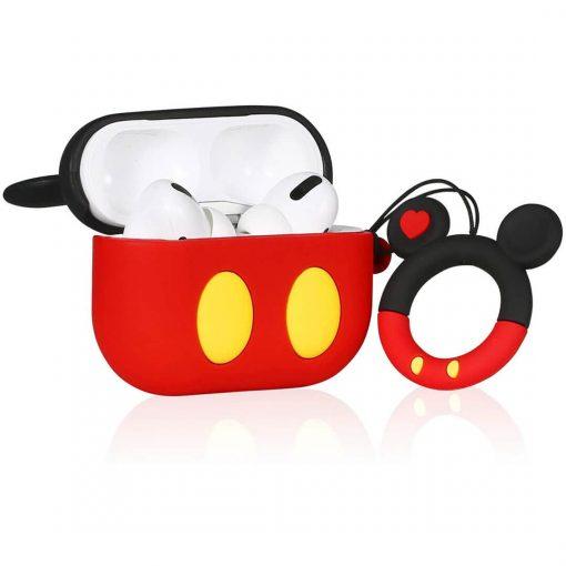 mickey mouse airpods pro kılıfı yandan çekim