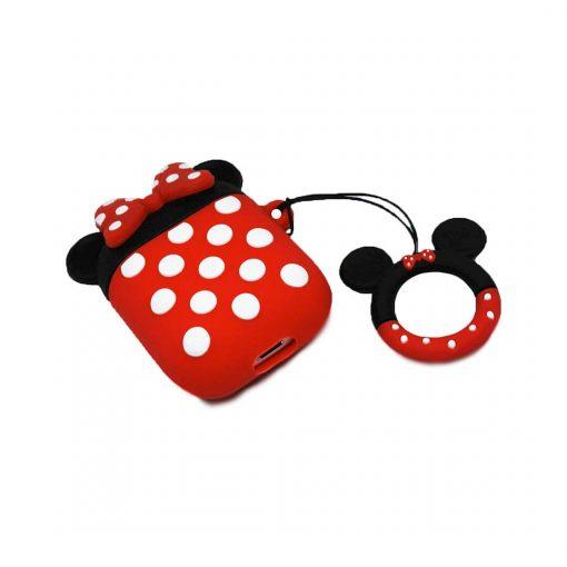 Minnie Mouse airpods kılıfı şarj oluyor