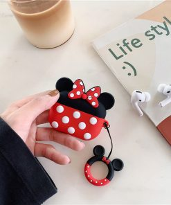 Minnie Mouse desen airpods pro kılıfı elden
