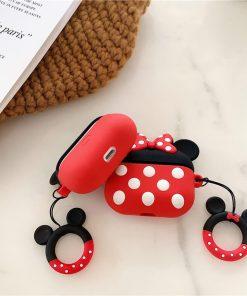 Minnie Mouse airpods pro koruma kabı