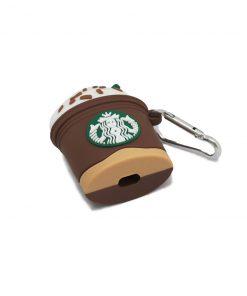 starbucks kahve airpods kılıfı şarj bölmesi